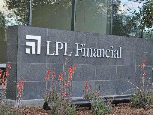 LPL Monument Sign
