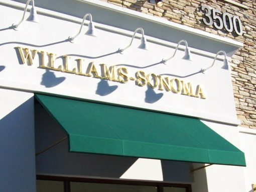 Williams Sonoma Awnings